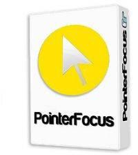 PointerFocus v2.1 Full Version - Software highlighting the mouse cursor