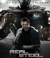 Real Steel 2011 Hindi 720p BRRip Dual Audio [Hindi + Eng] Gdrive