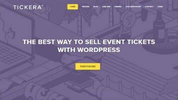 Tickera 3.2.5.7 WordPress Plugin Nulled Download