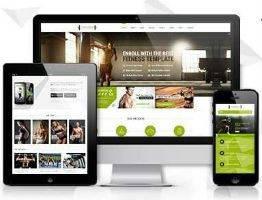 Fitness Zone WordPress Theme 2.7 - Gym & Fitness Theme Download