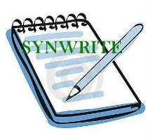 SynWrite v6.38.2725 - Free Advanced Text editor