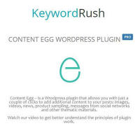 Content Egg Pro Nulled WordPress Plugin Download